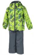 Комплект для малышей демисезонный MIKI 4189CS16-547 HUPPA