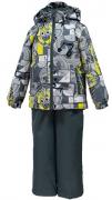Комплект для мальчиков демисезонный YOKO 41190011-73148 HUPPA