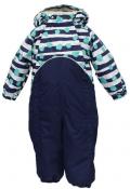 Комбинезон для малышей демисезонный GOLDEN 36080010-63386 HUPPA