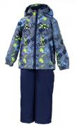 Комплект для мальчиков демисезонный YOKO 4119CS01-548 HUPPA